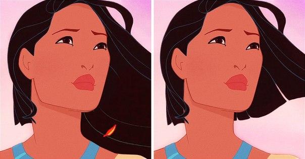 13 доказательств того, что с короткими волосами диснеевские принцессы выглядят даже круче:
