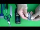 Как смазывать ножевой блок Oster 616 парикмахерская машинка для стрижки волос