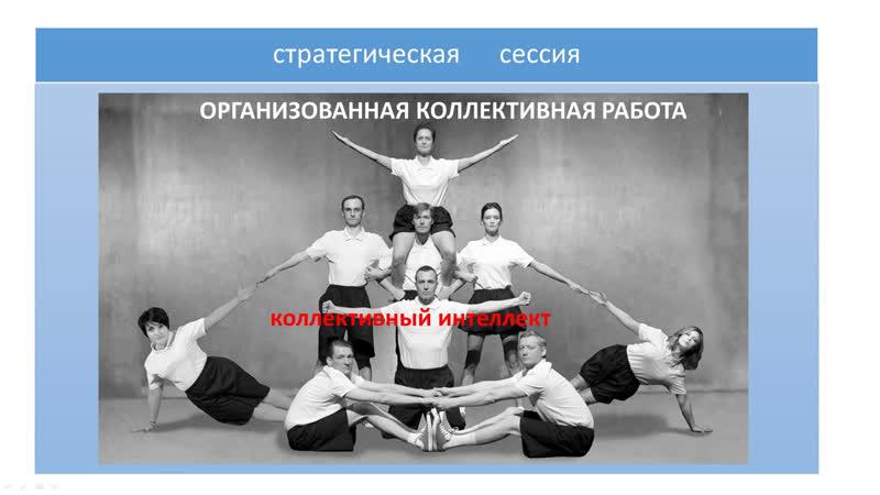 ОРГАНИЗАЦИЯ КОЛЛЕКТИВНОЙ РАБОТЫ (СПб методологическое совещание)