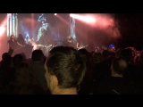 #сегодня тащусь на концерте мегакрутой ,культовой немецкой группы-«Grave Digger»,в фанзоне,