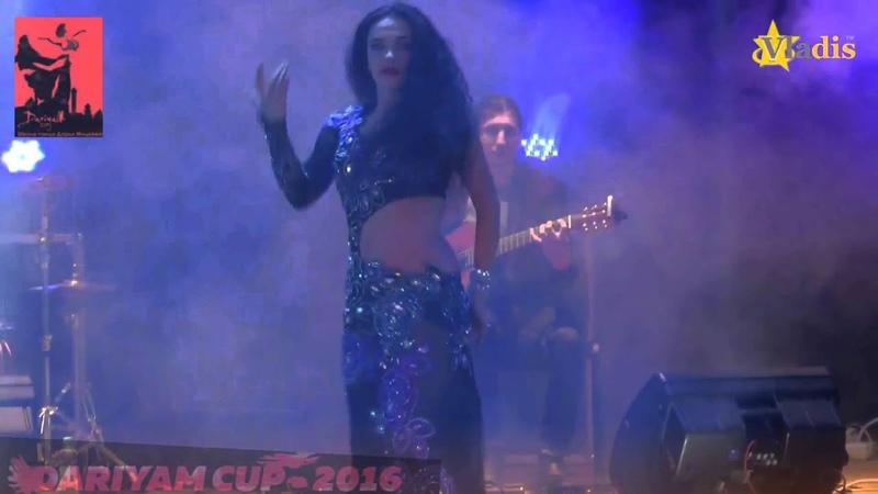 Дарья Мицкевич и группа Gypsy lyre. DariyaM CUP-2016