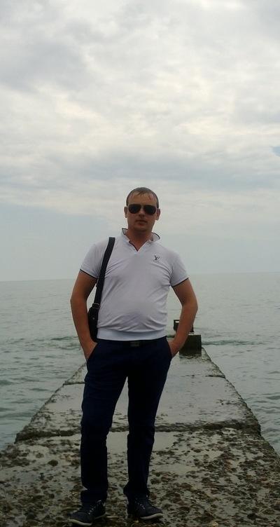 Андрей Дерябин, 31 октября 1989, Белгород, id138449136