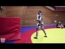 [True Gym MMA] Как научиться делать вертушку! Упражнения для удара ногой с разворота