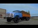 FarmingSimulator2017 ЗиЛ 133ГЯ с двигателем КамАЗ 740