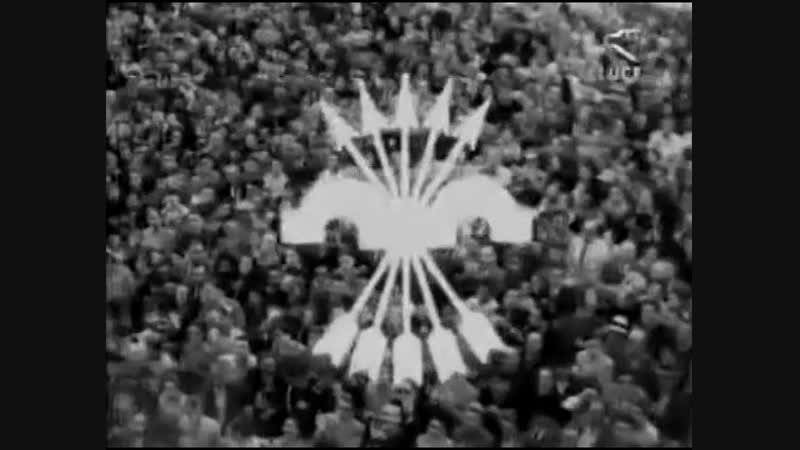Spagna 1939 • Parata Della Vittoria Delle Truppe Italiane