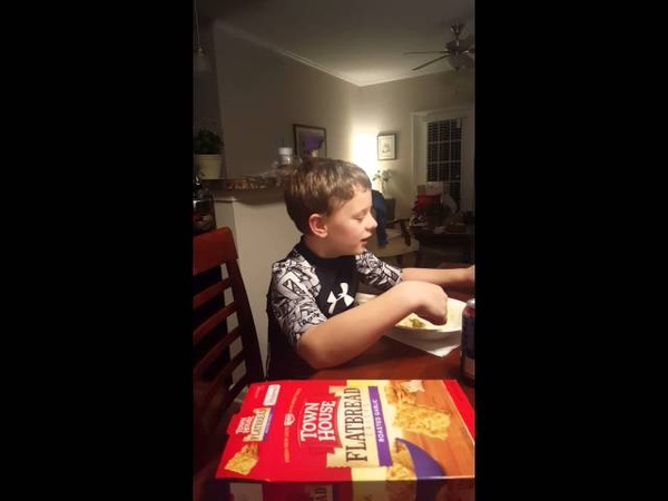 8yr old talks about his 11yr old bothers erection(2)