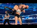 Ronda Rousey and Kurt Angle vs Triple H and Stephanie WWE Wrestlemania 34 Full Match HD