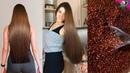 Маска для волос из отвара семени льна 👳 Эффективное средство для укрепления волос 🌴 POLI NA PALME