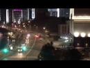 Собянин катается на велосипеде по ночной Москве, обнюхавшись свежим кокаином