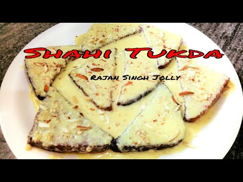 Shahi Tukda Recipe How To Make Shahi Tukda Double Ka Meetha Recipe