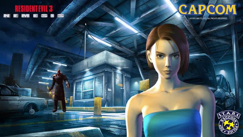Resident Evil 3 1999 Джилл (Валентина) ч.5