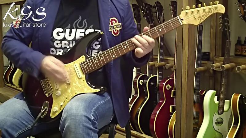 Anboy OS-5 Odyssey Series Stratocaster