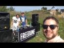 FREEDOME 2017 test drive