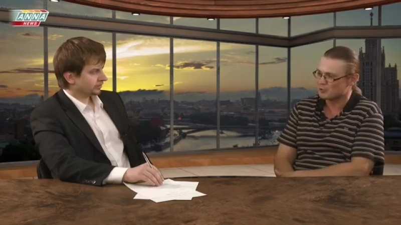 Битва за Донбасс - эфир на anna-news.