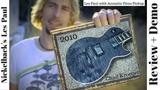 2010 Gibson Les Paul Chad Kroeger Blackwater Signature Guitar Review + Demo