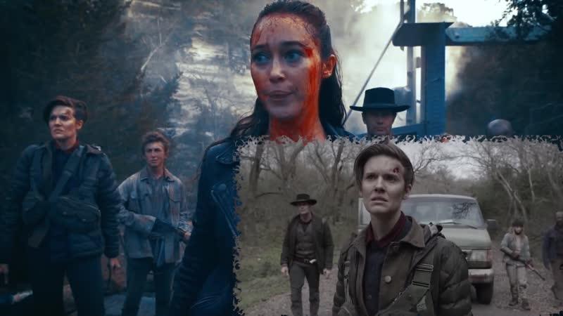 Бойтесь ходячих мертвецов 5 сезон - Трейлер на русском