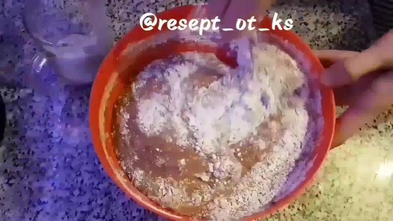 Обед • Печёночный торт 2