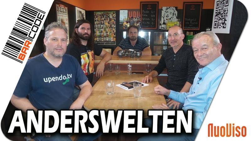 Anderswelten - BarCode mit Ronald Knoll, Alexander König, Peter Haisenko und Robert Stein