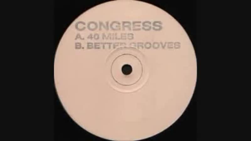 [2][125.40 C] congress ★ 40 miles ★ original white label