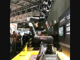 Синхронный танец двух моторизованных камер