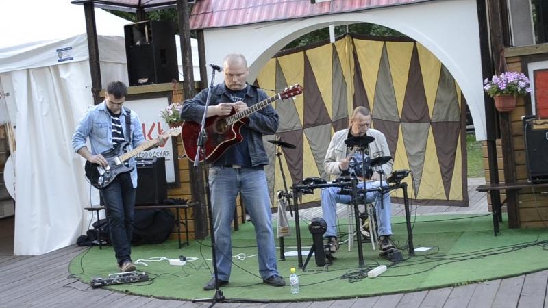 Проект Камчатка - Электричка, Невеселая песня