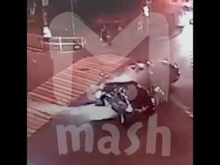 Ночное ДТП в Москве: пострадали 4 человека