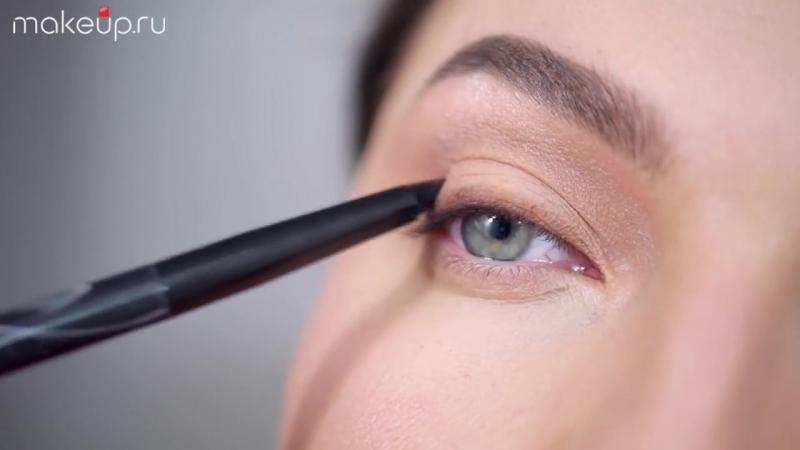 Как увеличить глаза с помощью макияжа__HD.mp4