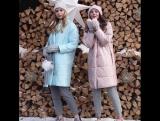 Наши чудесные стеганные пальто в самых нежных оттенках, идеальны для создания образов повышающих настроение! 🍰🍭🍨🍬🍧🍦На видео: стё