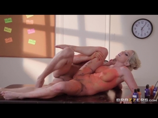 Blonde mom pussy fucked in dirty hardcore XXX