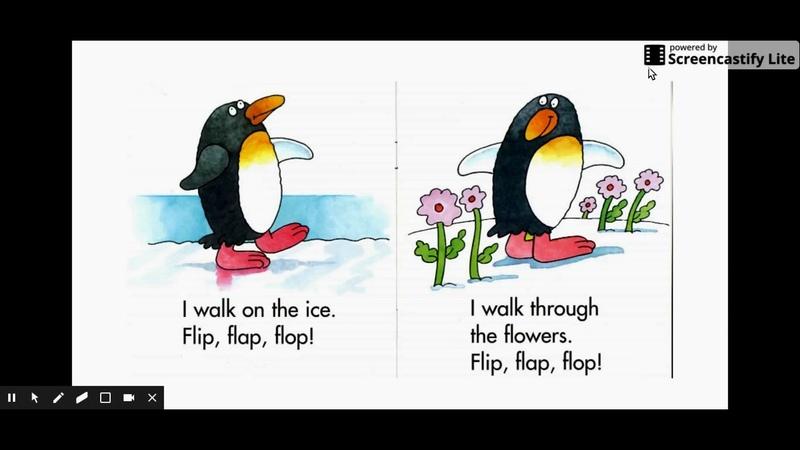 Flop, Flap, Flip ... phonics books read by students