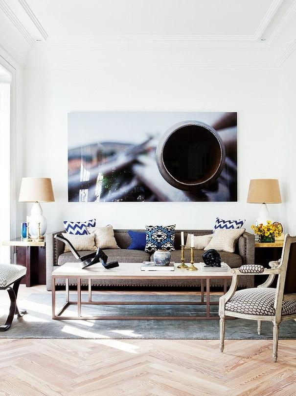 Светлая и просторная квартира