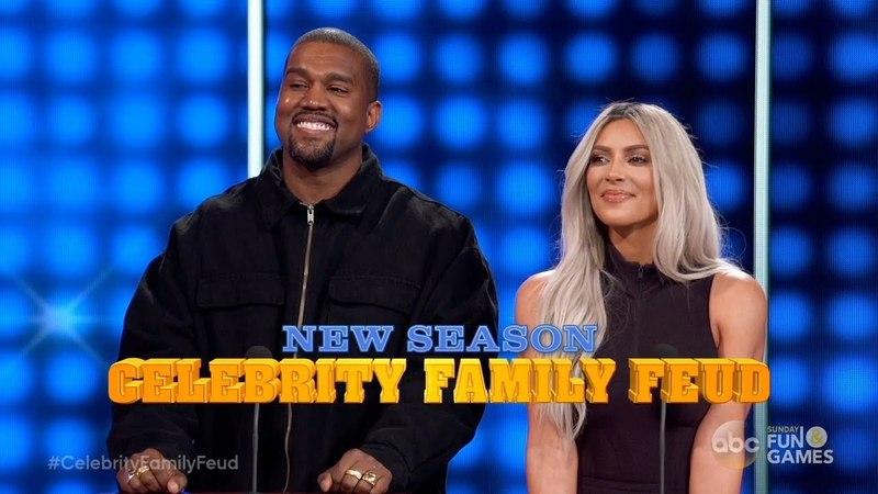 Тизер-трейлер к выпуску телеигры «Family Feud»   Июнь 2018