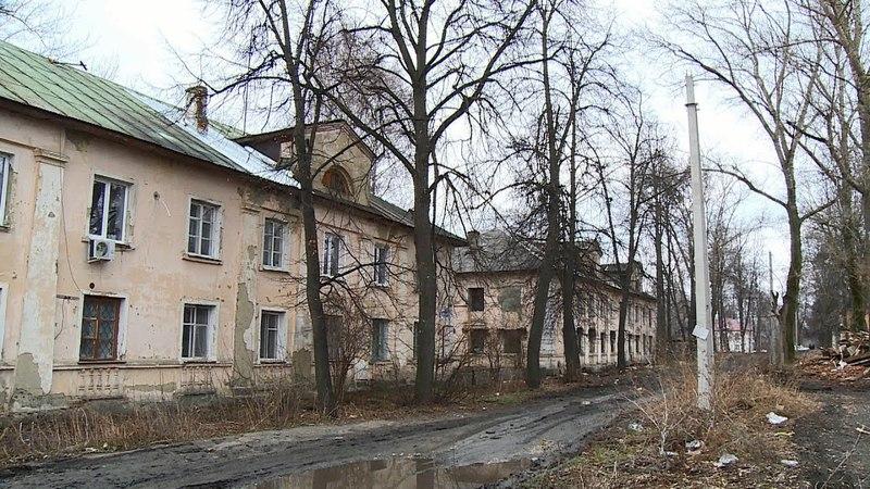 Карту разрушающихся домов в Пензе расширило жилое здание на Комсомольской