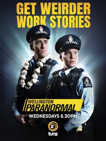 Паранормальный Веллингтон (сериал 2018 – ...) Wellington Paranormal   смотреть онлайн