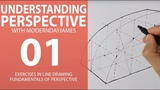 PERSPECTIVE BASICS I One, Two, and Three Point Perspective