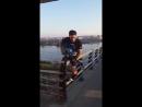 Lsde радиоволны на мосту