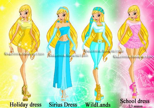 Тест игра какая ты принцесса winx или аниме