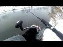 Рыбалка на спиннинг тишина и глухозимье