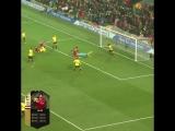 Мохамед Салах - TOTW 27 - FIFA 18