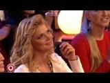 Настя Задорожная в Comedy Club (29.11.2013)