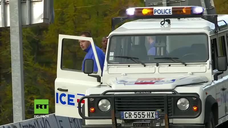 Eiszeit zwischen Italien und Frankreich Salvini entsendet nach Streit über Migranten Grenzpolizei