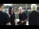 Madina Lake - Welcome to Oblivion behind the scenes