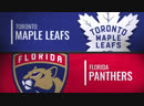 Maple Leafs @ Florida Panthers