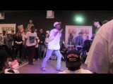 Kevin Paradox Dance Battle Compilation 2016 4th Base
