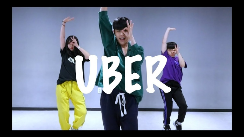 LiTek Tom Zanetti - Uber l Choreography @NAVINCI @1997DANCESTUDIO