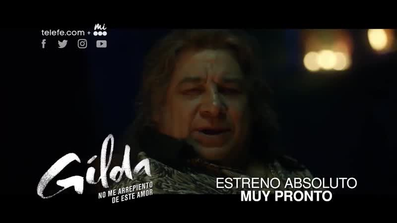 Gilda, no me arrepiento de este amor Movie - soon on Telefe Argentina - Septembe