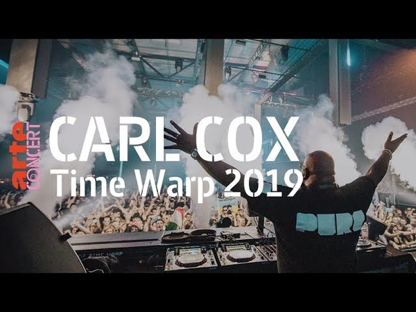 Carl Cox @ Time Warp 2019 ARTE Concert