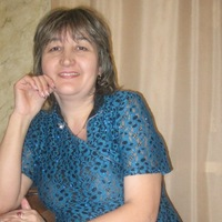 Анкета Мария Барышова