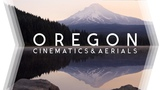 Oregon From Coast to Mountain (incl. DroneAerials) 4K