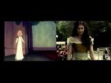 Damon|Elena & Derek|Odette / Nektarinowa
